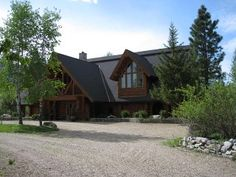 ... Idaho Cabin Keepers. See More. Luxury Lodge On The River!