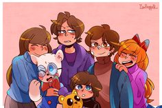 FNaF_35 by lZenPepperl