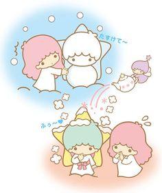 Little Twin Stars <3