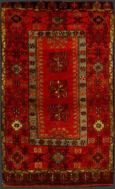 Turkish Rugs | Turkish Konya Oriental Rug #40068