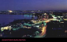 Burlington, Ontario. Where I'm from.
