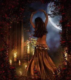 Arabian night by La--Boheme.deviantart.com on @deviantART