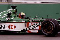 1975 , Luciano Burti (Pucci) , Brasil, debuto en el GP de Austria 2000 ...