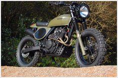 Honda NX650Dominator - Pipeburn - Purveyors of Classic Motorcycles, Cafe Racers & Custom motorbikes