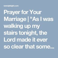 Novena prayer for a cheating husband