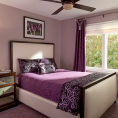 Purple...Decorative Ceiling Collar Ties Design Ideas, Pictures, Remodel, and Decor - page 64