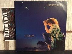 Simply Red Stars LP Album Vinyl Record WX427 9031-75284 Pop 90's Mick Hucknull Music:Records:Albums/ LPs:Pop:1990s