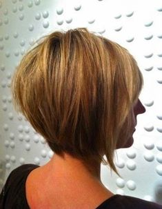 bob hairstyle back view に対する画像結果