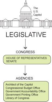 description of branches of government