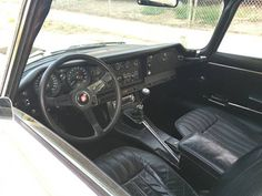 1969 Jaguar E-type 2+2