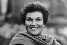 Marilyn Horne(1934 - ) is an American mezzo-soprano opera singer. She specialized in roles requiring a large sound, beauty of tone, excellent breath support, and the ability to execute difficult coloratura passage.