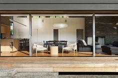 Hawkesbury Residence, New Zealand by Marmol Radziner.
