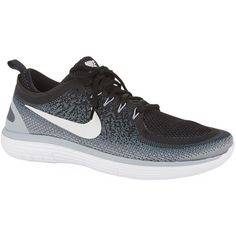 Nike Free RN Distance Running Shoes ($140) ❤ liked on Polyvore featuring  shoes and