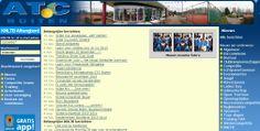 Atc-buiten is een  tennis vereniging en dit is hun website. Wat goed is aan deze website is dat alles onder koppen is onderverdeeld, daardoor kun je alles makkelijk vinden, Het nadeel is dat mensen die niet lid zijn ook veel informatie op de website terug kunnen vinden. Er is een inlog systeem, maar die heeft weinig nut.