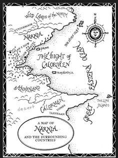 Aslan Is on The Move, Narnia Font, Narnia Print, Print Set
