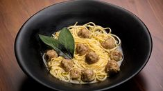 MasterChef - Brodo with Home Cooked Spaghetti and Chicken Meatballs - Recipe By: Gina Ottaway - Contestant
