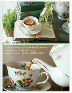 Friends for Tea!