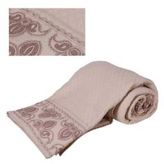 Ivory Patterned Quilt - £249 harvestmoon