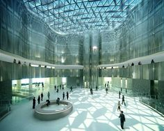 The new Campus of Justice in Madrid is the largest single site dedicated to justice in Europe, the Campus will reinvent the judicial process in the region by fully integrating its many existing buildings.