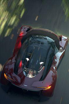 Aston Martin DP-100 (2014) Vision Gran Turismo Concept
