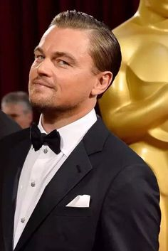 """Pin It inShare Leonardo DiCaprio is the 2016 Oscar Winner for Best Actor. In his acceptance speech, DiCaprio brought attention to global warming. He stated, """"Climate change is real. It is happening right now. It is the most urgent threat facing our entire species. We need to work collectively together and stop procrastinating."""" #Leonardo #Oscar #Oscar2016"""