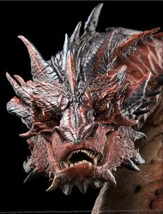 Hobbit Collectibles: Smaug the Terrible