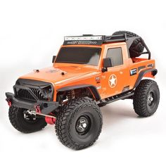 OUYAWEI Toy car RGT PRO Kit RC Car Electric Climbing Rock Crawler Without Electronic Parts RC Car Outdoor Toys Vehicle Toy Orange Learn more by visiting the image link. (This is an affiliate link) Rc Off Road, Off Road Buggy, Rc Remote, Remote Control Cars, Radio Control, Rc Car Shop, Brushless Rc Cars, Car Wifi, Rc Rock Crawler