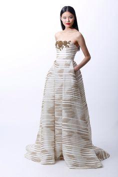 Badgley Mischka, pre-spring/summer 2015 fashion collection