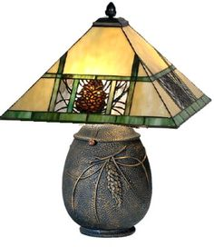 7e415401c04e Adirondack Accent Lamps and Iron Works from Adirondack Rustic Designs  Craftsman Lamps