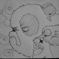 Fun sketch for bedtime