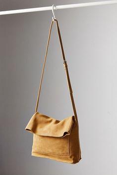 Slide View: 1: BDG Lindstrom Fold Crossbody Bag