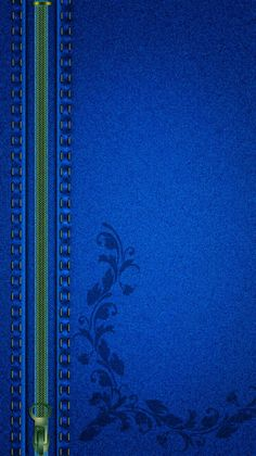 Denim Wallpaper, Wallpaper Backgrounds, Wallpapers, Fabric Walls, Color Blue, Pattern Design, Wattpad, Hearts, Colorful