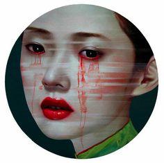 Tear of Idealism - White Snow - by Ling Jian http://www.lingjian.org/en/list/2012_list.html