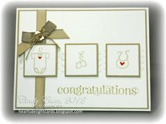 One More For Baby by Cards4Ever - Cards and Paper Crafts at Splitcoaststampers