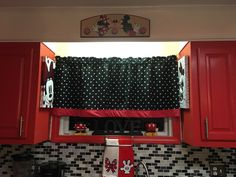 Mickey and Minnie Mouse kitchen °o°