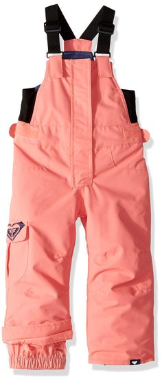 ad19b8ef368 Roxy Girls Toddler Lola Snow Pant Shell Pink 4 5 -- Check out extra