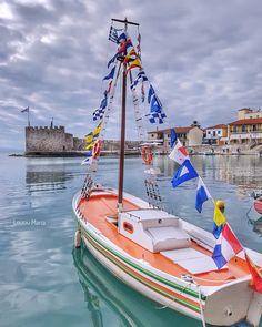 "Maria on Instagram: ""Moody skies ... #sea #travel #greece"""