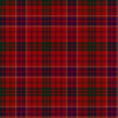 Tartan image: Huntly. Click on this image to see a more detailed version.