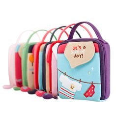 Spring Hot lovely candy explosion models Korean hit color fabric makeup package incorporating a camera bag handbag package Cosmetic Storage, Cosmetic Bag, Kawaii Bags, Makeup Package, Animal Bag, Cute Bags, Cartoon Kids, Candy Colors