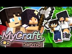 Baby Survival GONE WRONG | MyCraft Family Minecraft Survival [Ep.2] - YouTube
