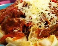 Recetas | Cocineros Argentinos - Pastas - Agnolotti de ricota con estofado de ossobuco