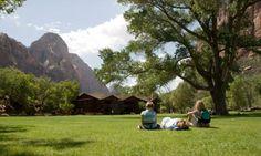 Zion National Park Kids
