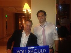 Mark Sanchez from the New York Jets. #youshouldbehere #worldventures #YSBH