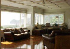 piha beach lounge, overlooking the tasman sea in Piha, Waitakere City   Bookabach