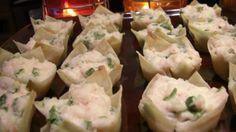 Krafts Baked Crab Rangoon