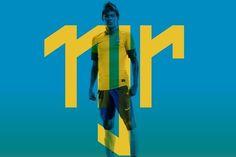Neymar, Messi, CR7, Bale, Özil,... Conheça as logomarcas dos jogadores