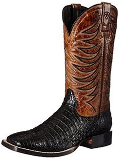 EE 996749 LOS ALTOS NATURAL GENUINE WATER SNAKE WESTERN COWBOY BOOT