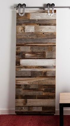 Arches Trading Co.: Customize your space with a Barn Door