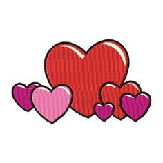 Free Machine Embroidery Designs, Embroidery Hoop Art, Email Address, Textile Art, Vip, Stitches, Invitations, Sewing, Heart