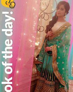 Looking sooo pretty @subharajput @subharajput  #ishqbaaaz #priyanka